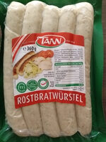 TANN Rostbratwürstel - Produit