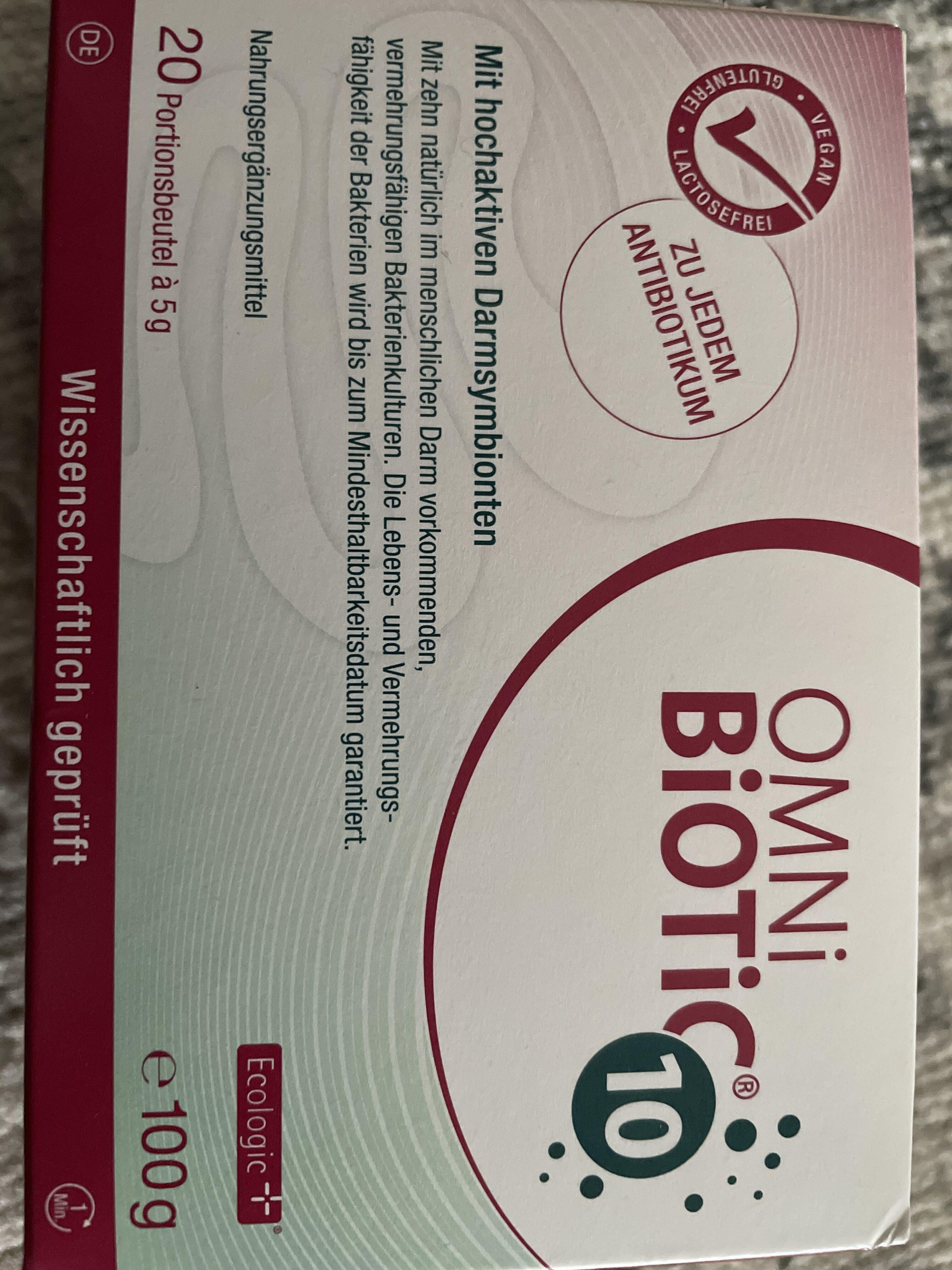 Omni BiOTiC 10 - Produkt - de
