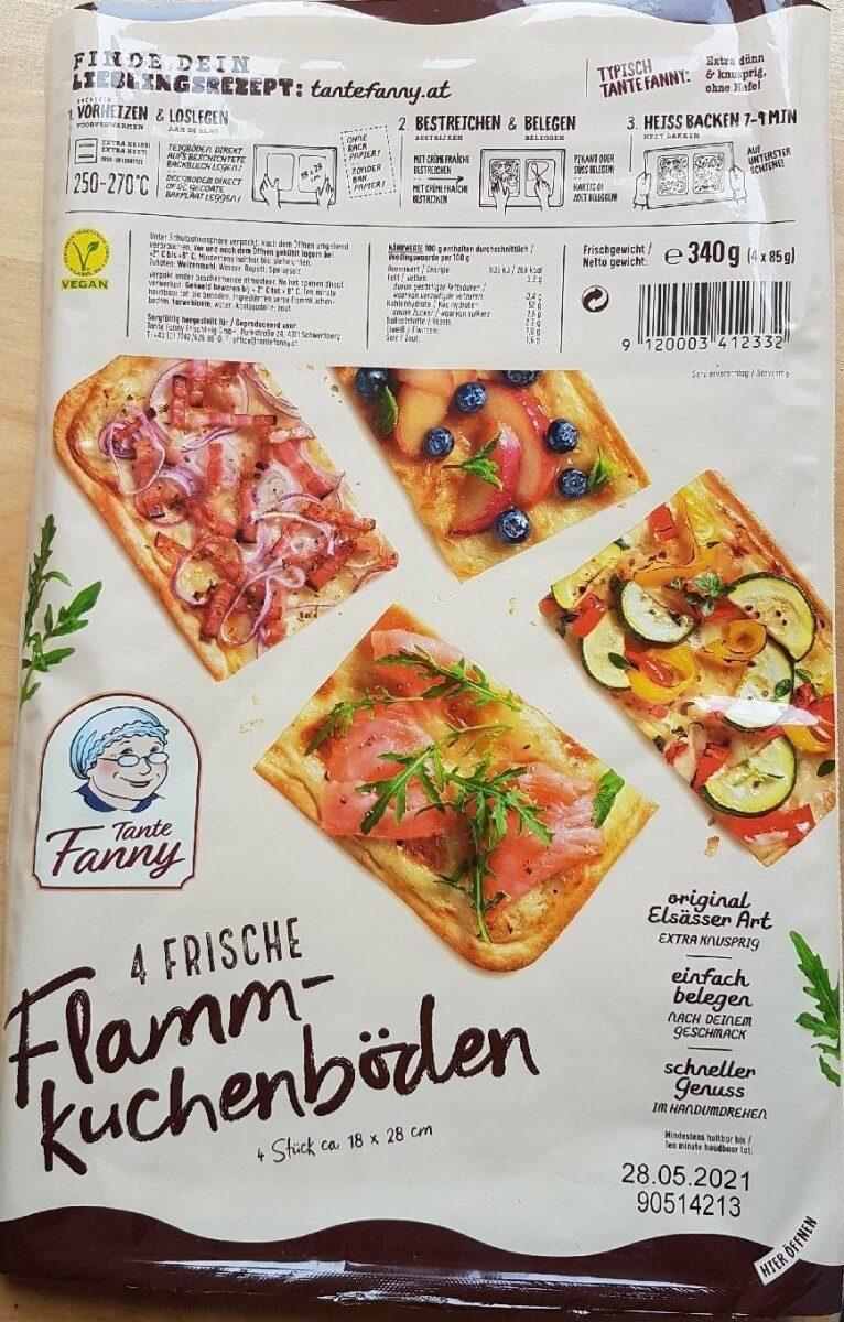 Flammkuchen Böden - Produkt - de