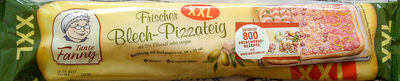 Pate a pizza - Product