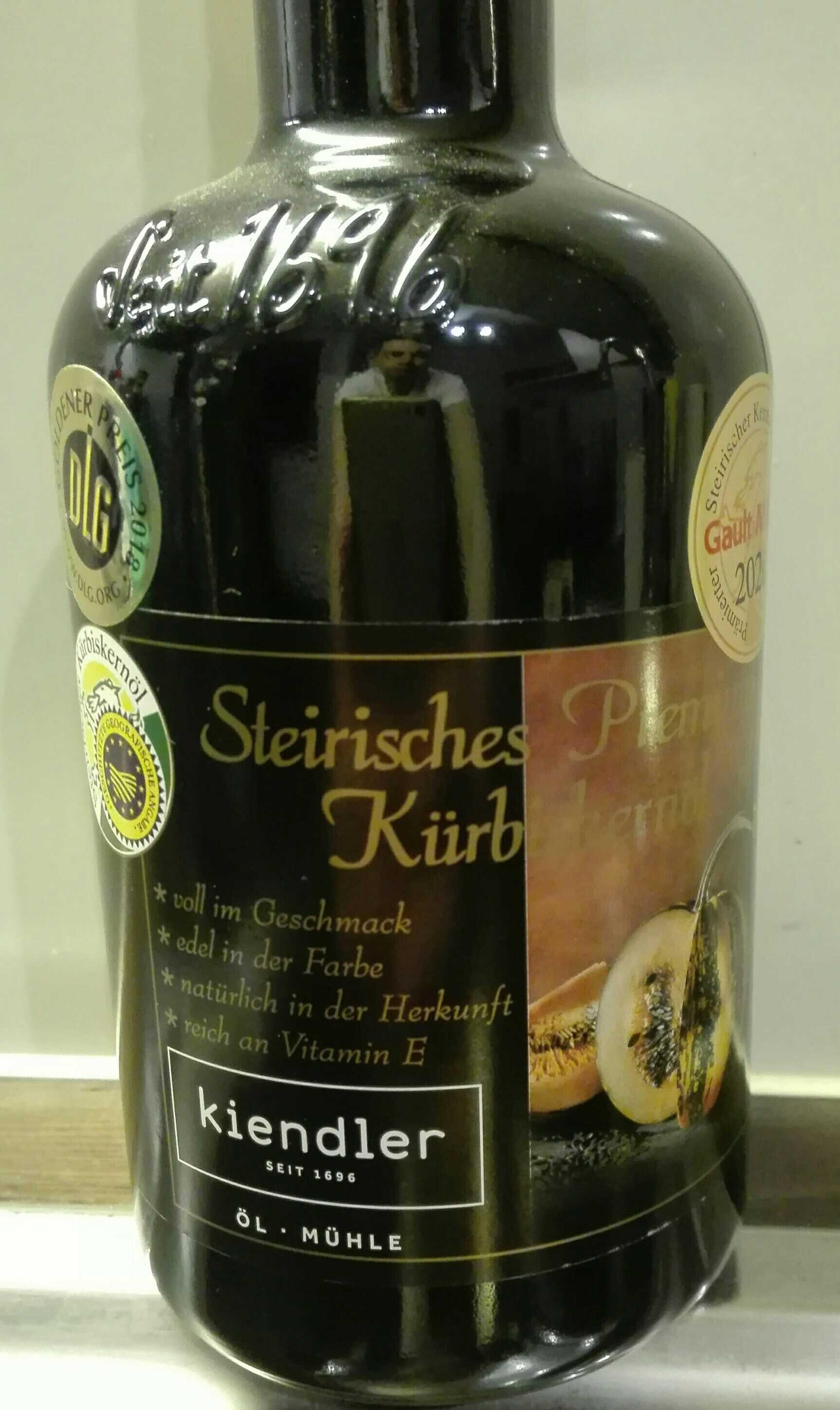 Steirisches Kürbiskernöl - Prodotto - en