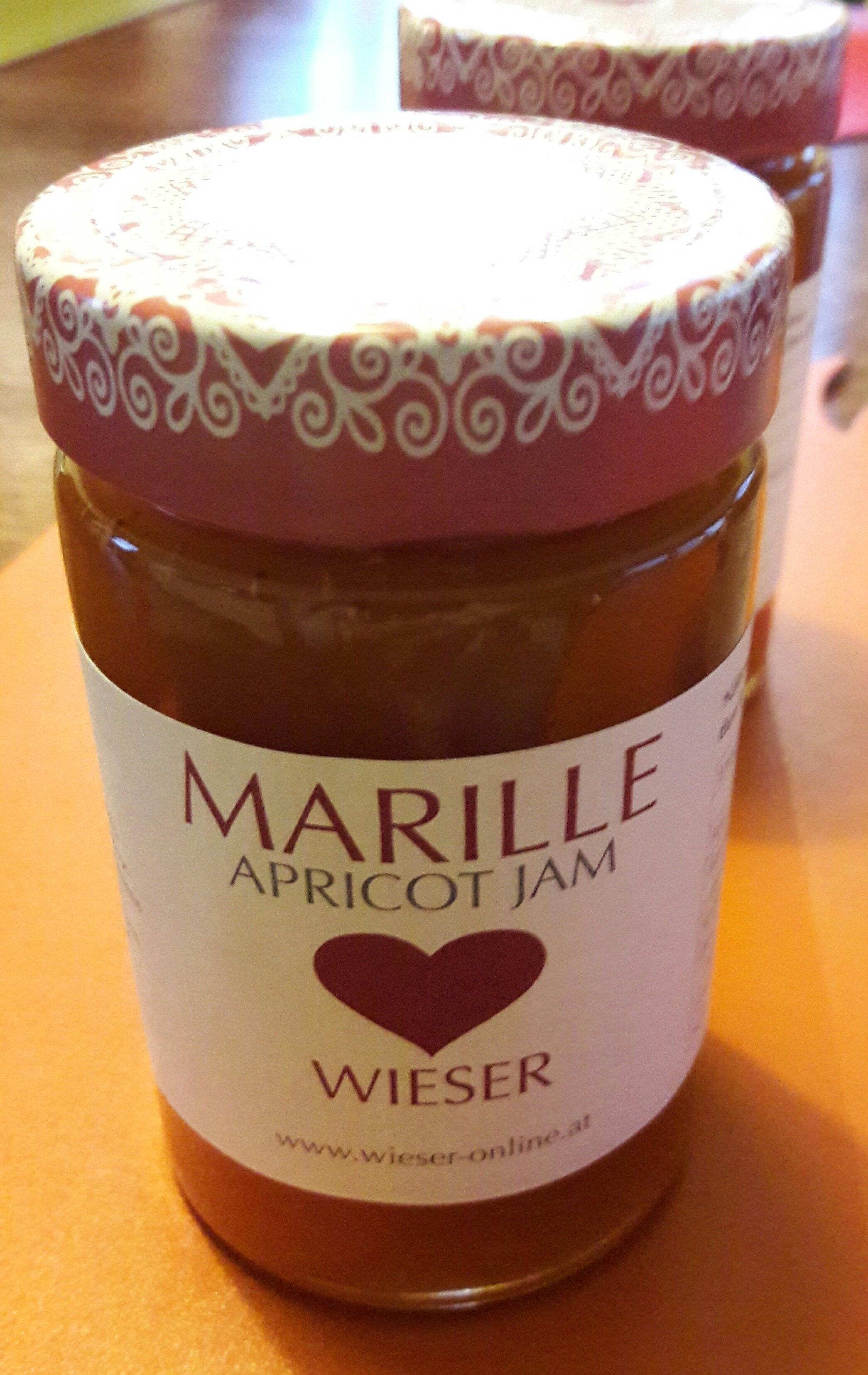 Marille apricot jam - Product - de