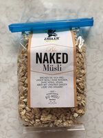 Bio Naked Müsli - Product - en