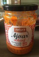 Ajvar scharf - Product