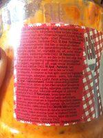 Ajvar scharf - Ingrediënten
