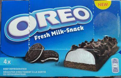 OREO Fresh Milk-Snack - Product - fr