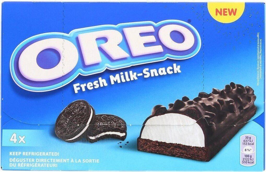 Fresh Milk-Snack - Produit - fr