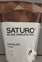 Saturo Chocolate Powder v3.0 - Produkt - en