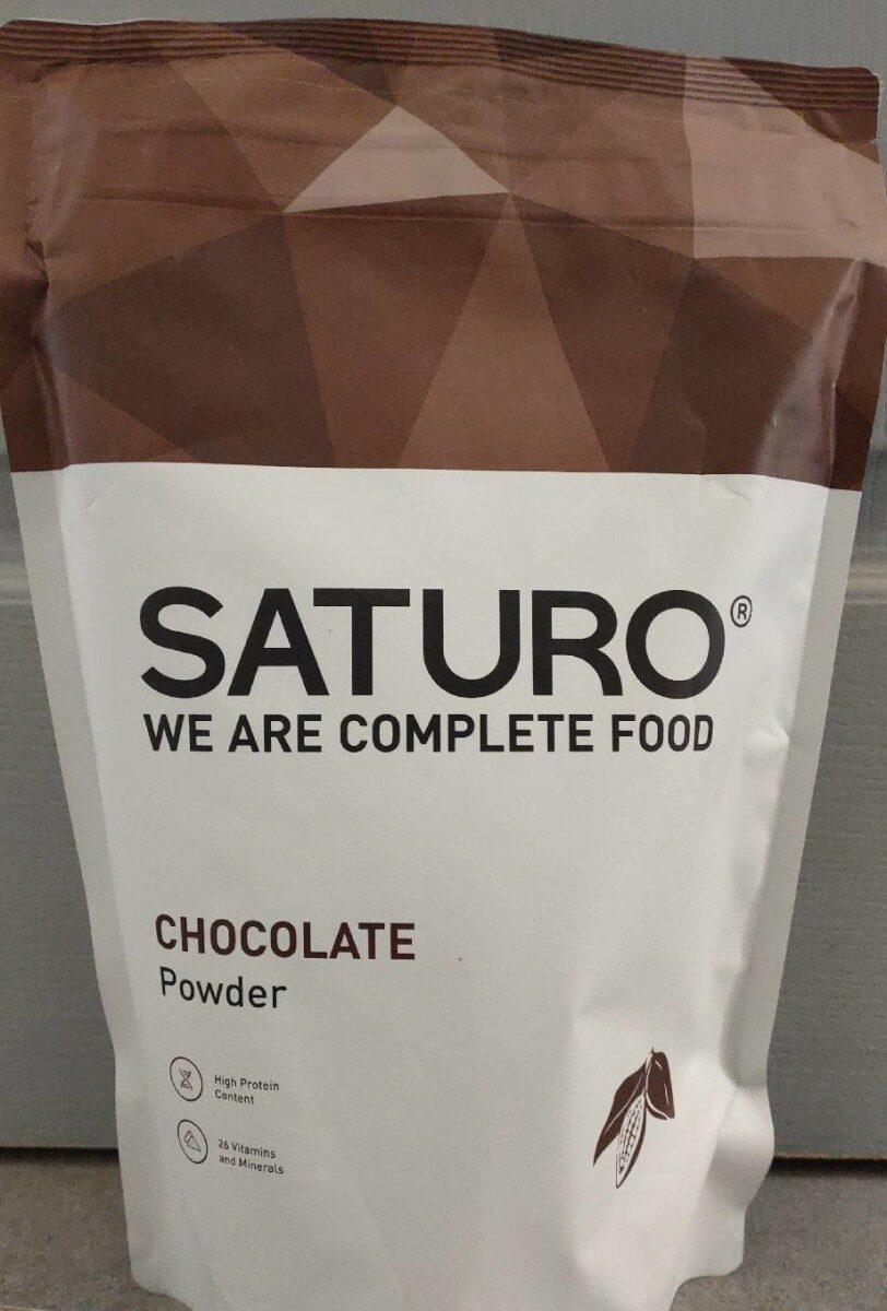 Saturo Chocolate Powder v3.0 - Produit - fr