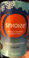 Snoooze Strong - Product