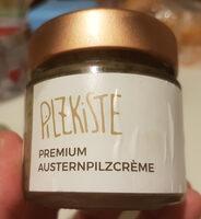 Pilzkiste Premium Austernpilzcreme - Product