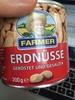 Erdnüsse geröstet und gesalzen - Produkt