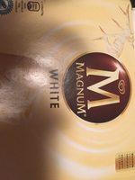 Eis Magnum White - Produit - fr