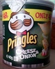 Pringles cheese & onion - Produit