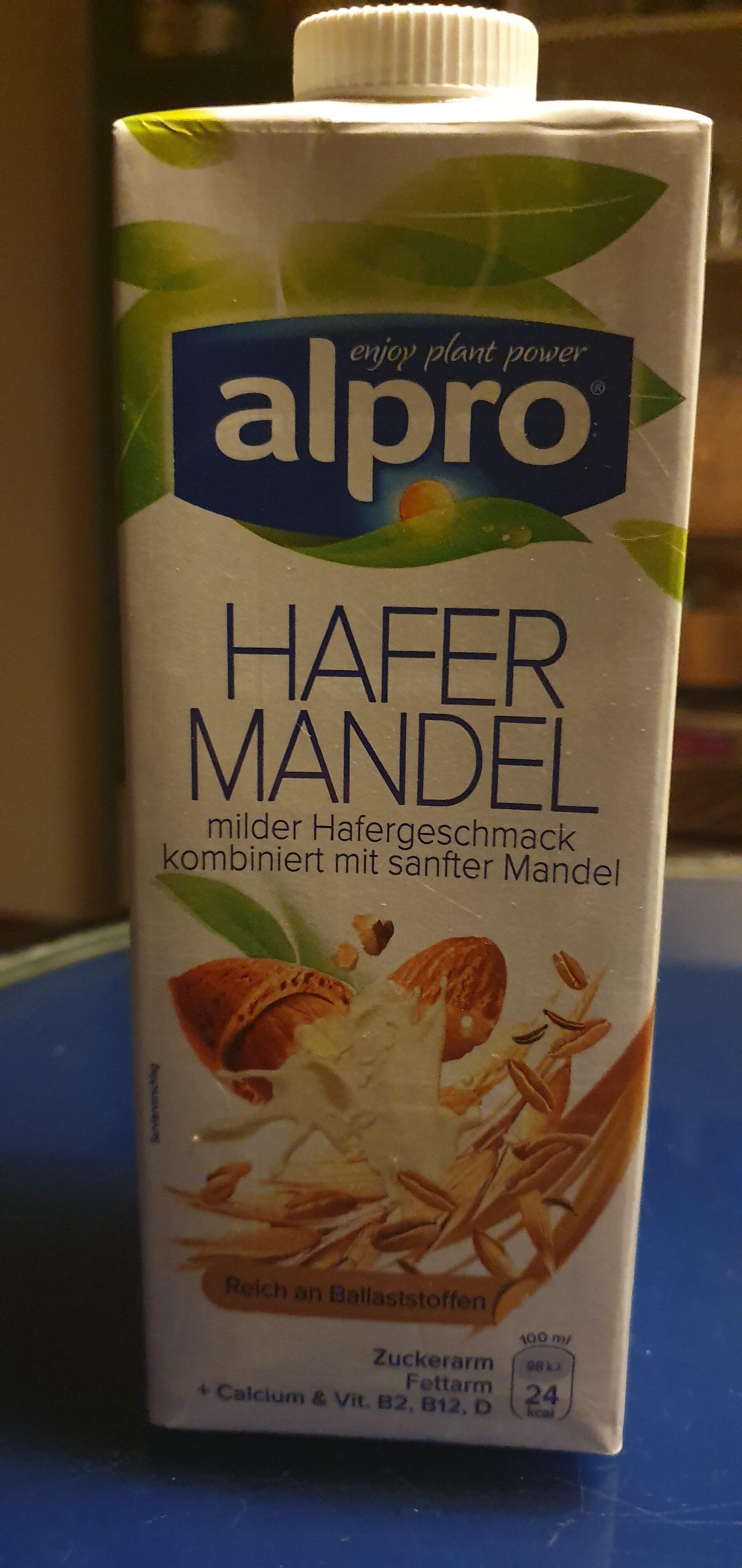 HaferMandel - Produit