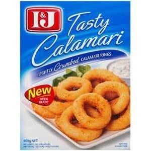 I&J Tasty Calamari - Product