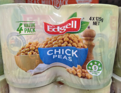 Chick Peas 4 Pack - Product