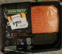 Salmon Fillets - Product