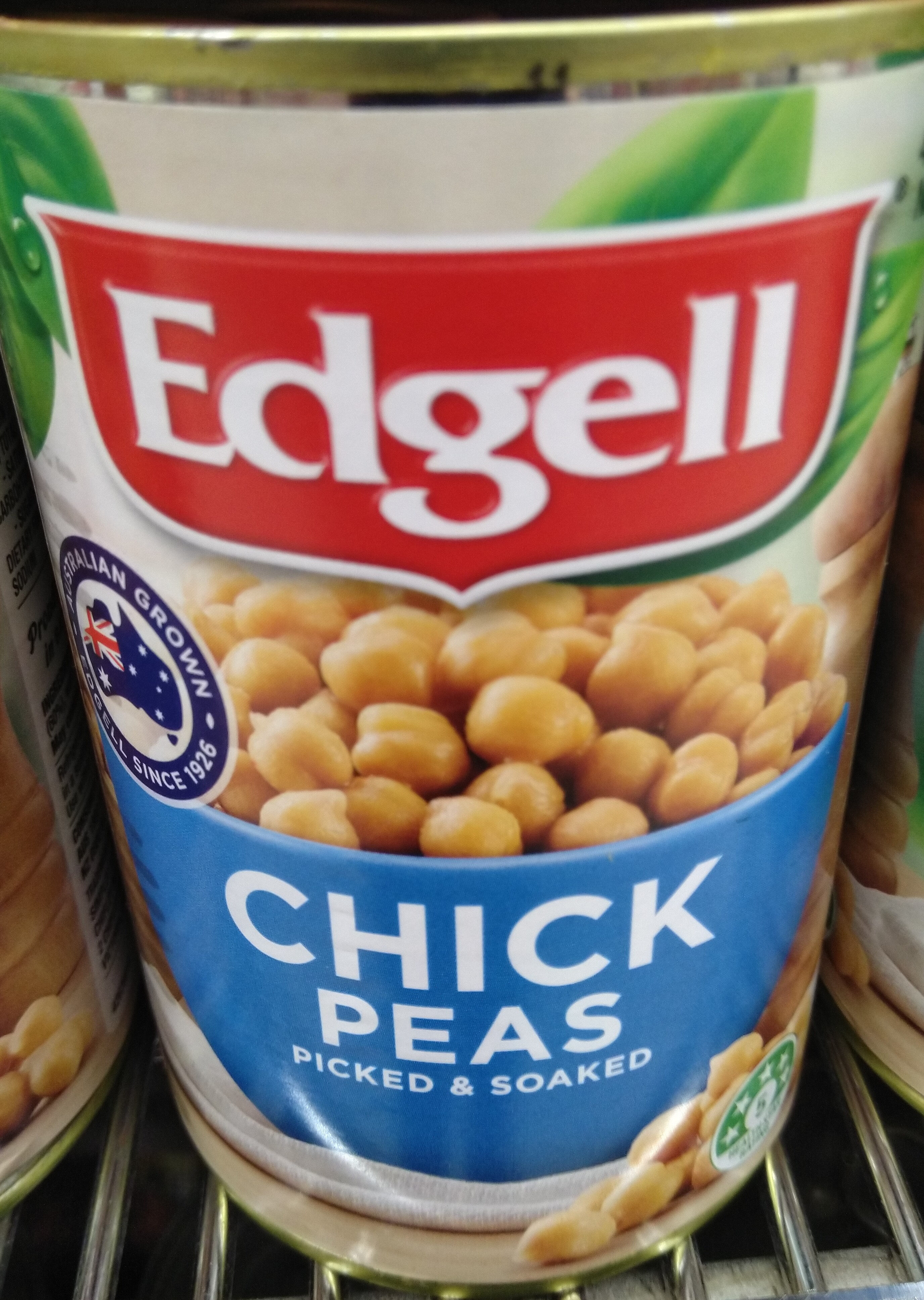 Edgell Chick Peas - Product