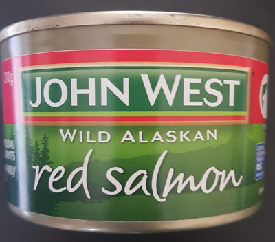 Red Salmon - Product - en