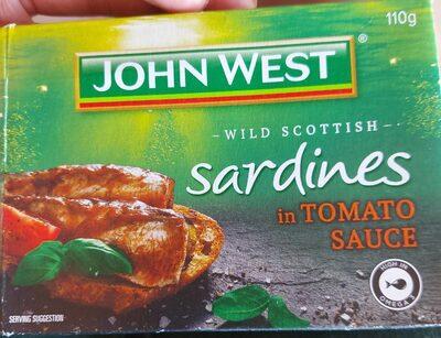 Sardines in Tomato Sauce - Product - en