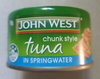 Springwater Chunky Tuna Tempters - Product - en