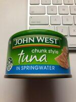 Tuna in Springwater - Product - en