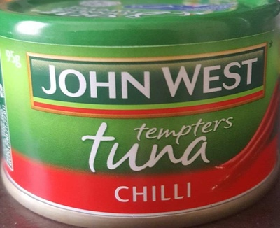 John West Tuna Tempters Chilli - Product - en