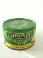 Tempters Tuna Lemon & Cracked Pepper - Product