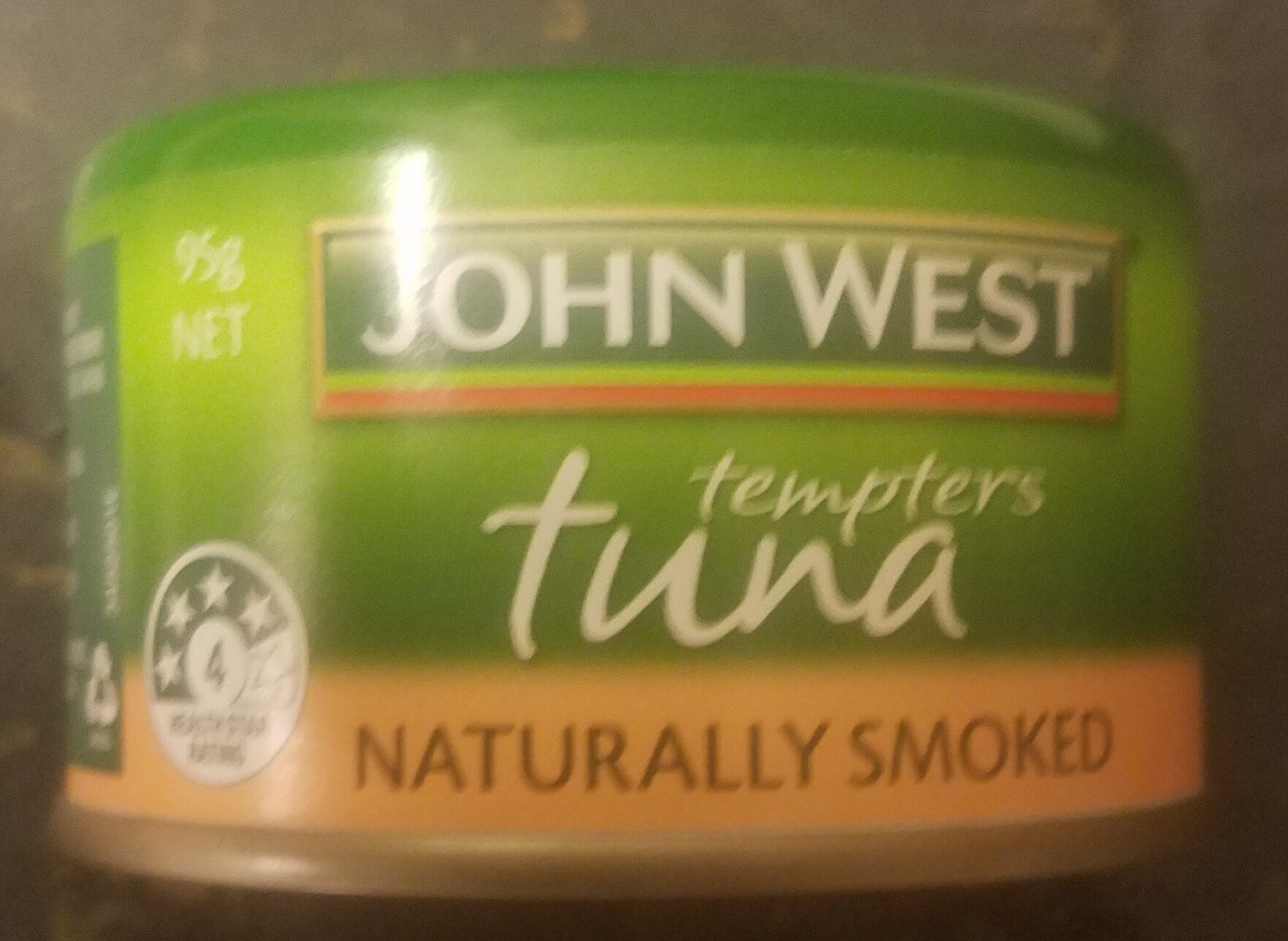 Tuna Tempters - Naturally Smoked - Product - en