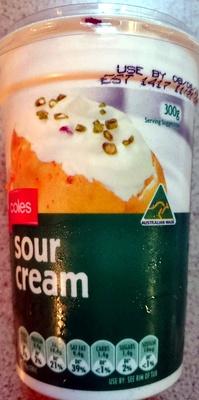 Sour Cream - Product