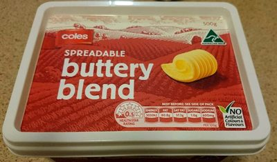 Spreadable Buttery Blend - Product