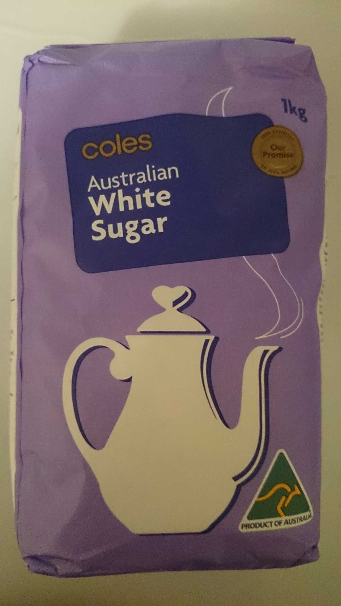 Australian White Sugar - Product
