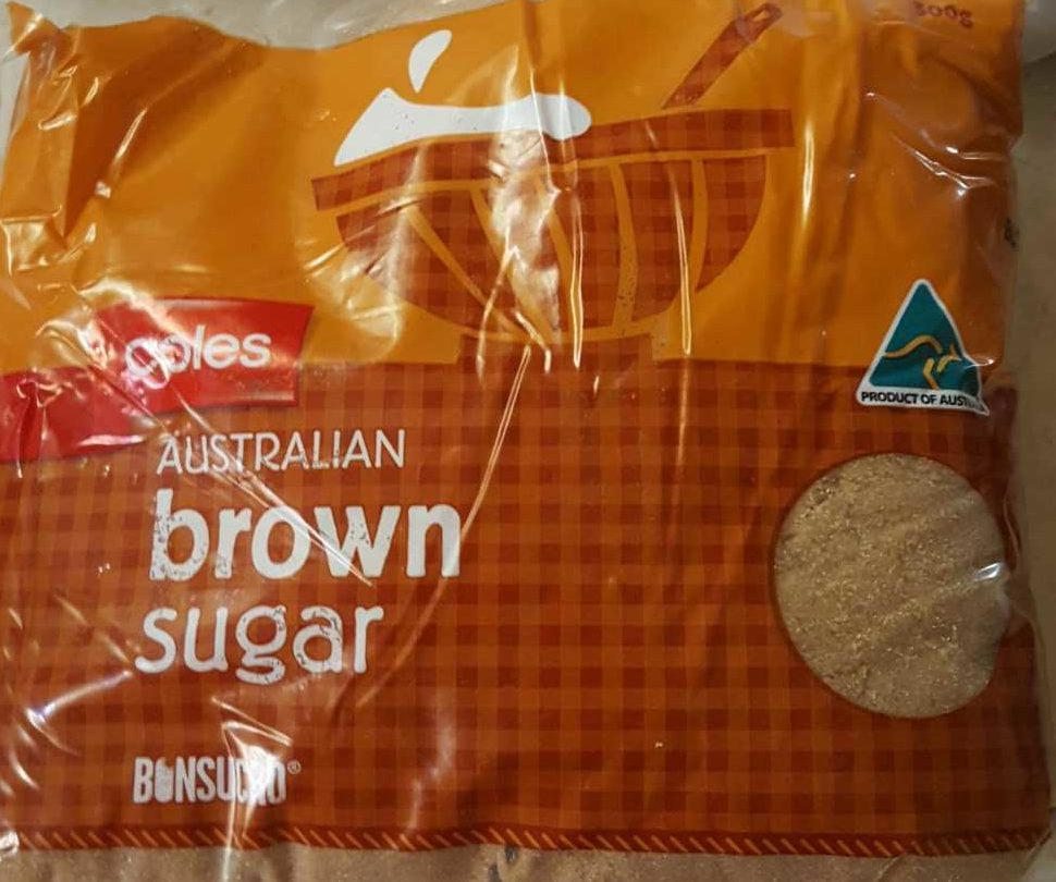 Coles Australian Brown Sugar - Product - en