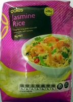 Jasmine Rice - Product - en