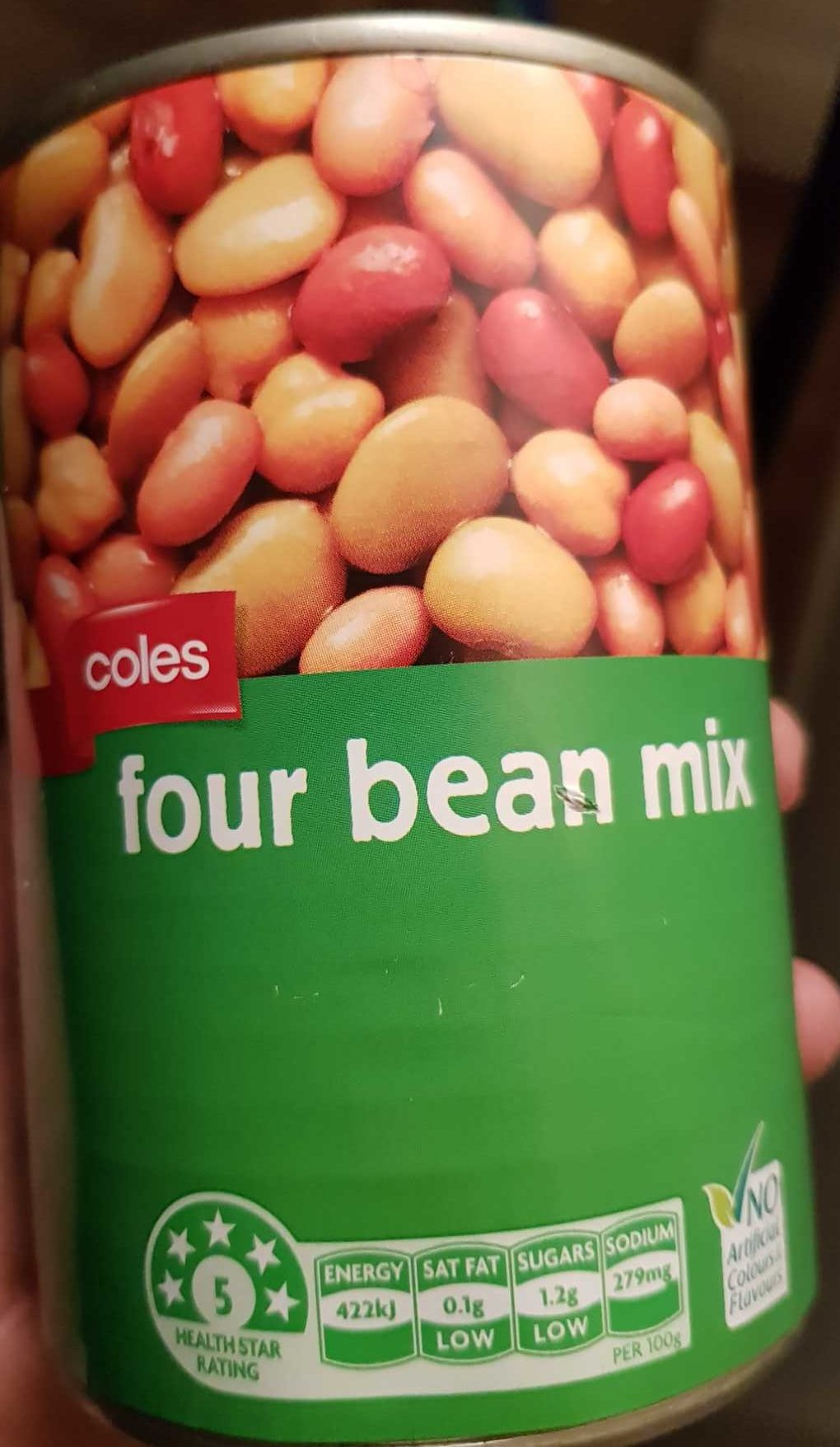Four bean mix - Product