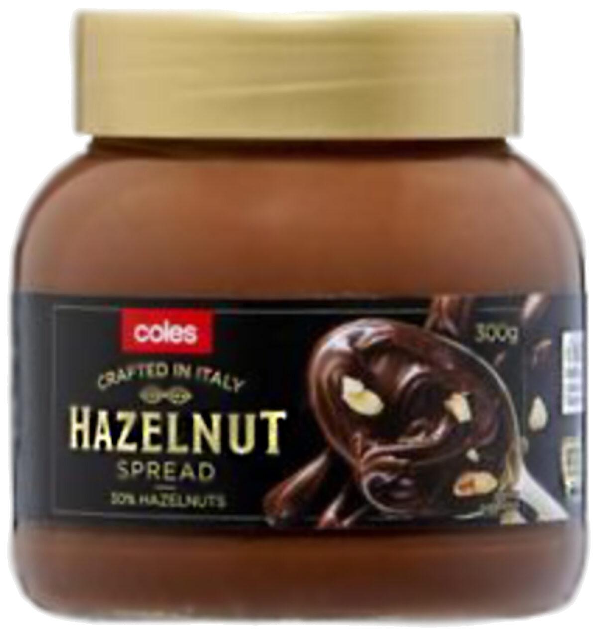 Hazelnut Spread - Product - en