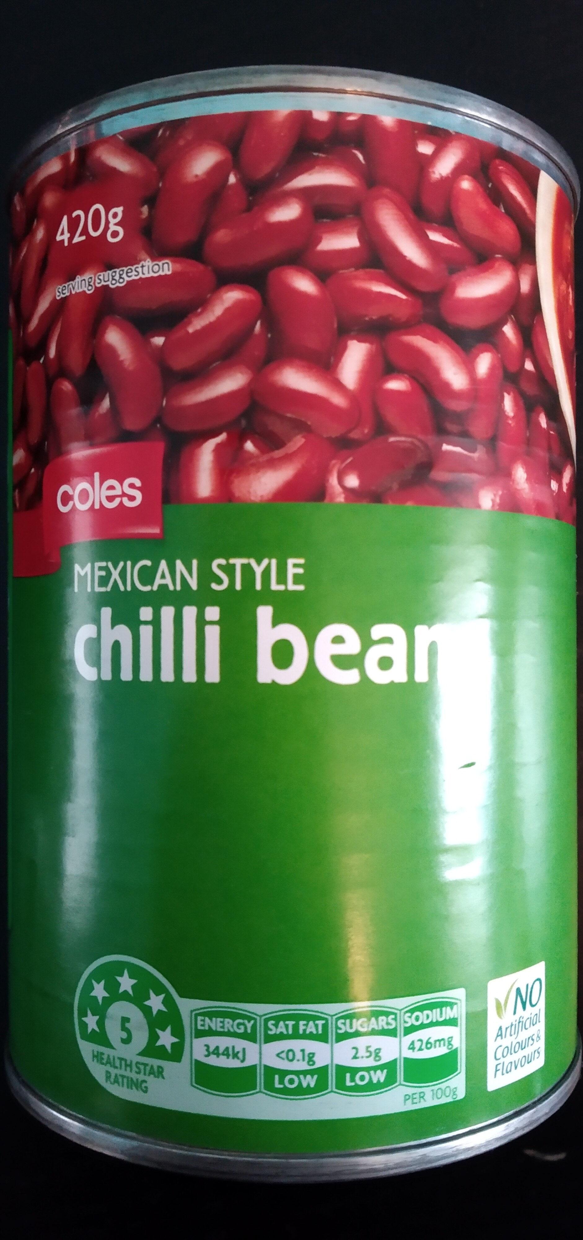 Mexican Style Chilli Beans - Prodotto - en