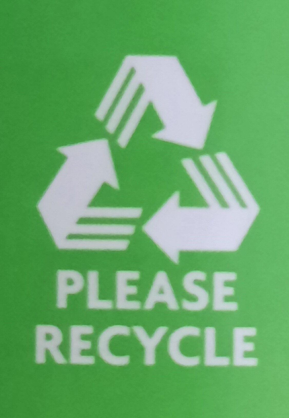 Mexican Style Chilli Beans - Istruzioni per il riciclaggio e/o informazioni sull'imballaggio - en