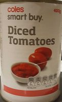Coles Smart Buy Diced Tomato - Product