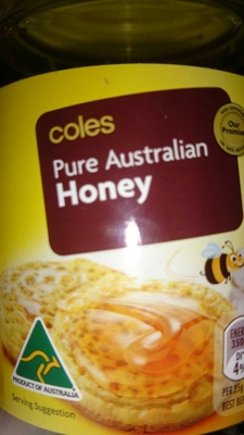 Pure Australian Honey - Product