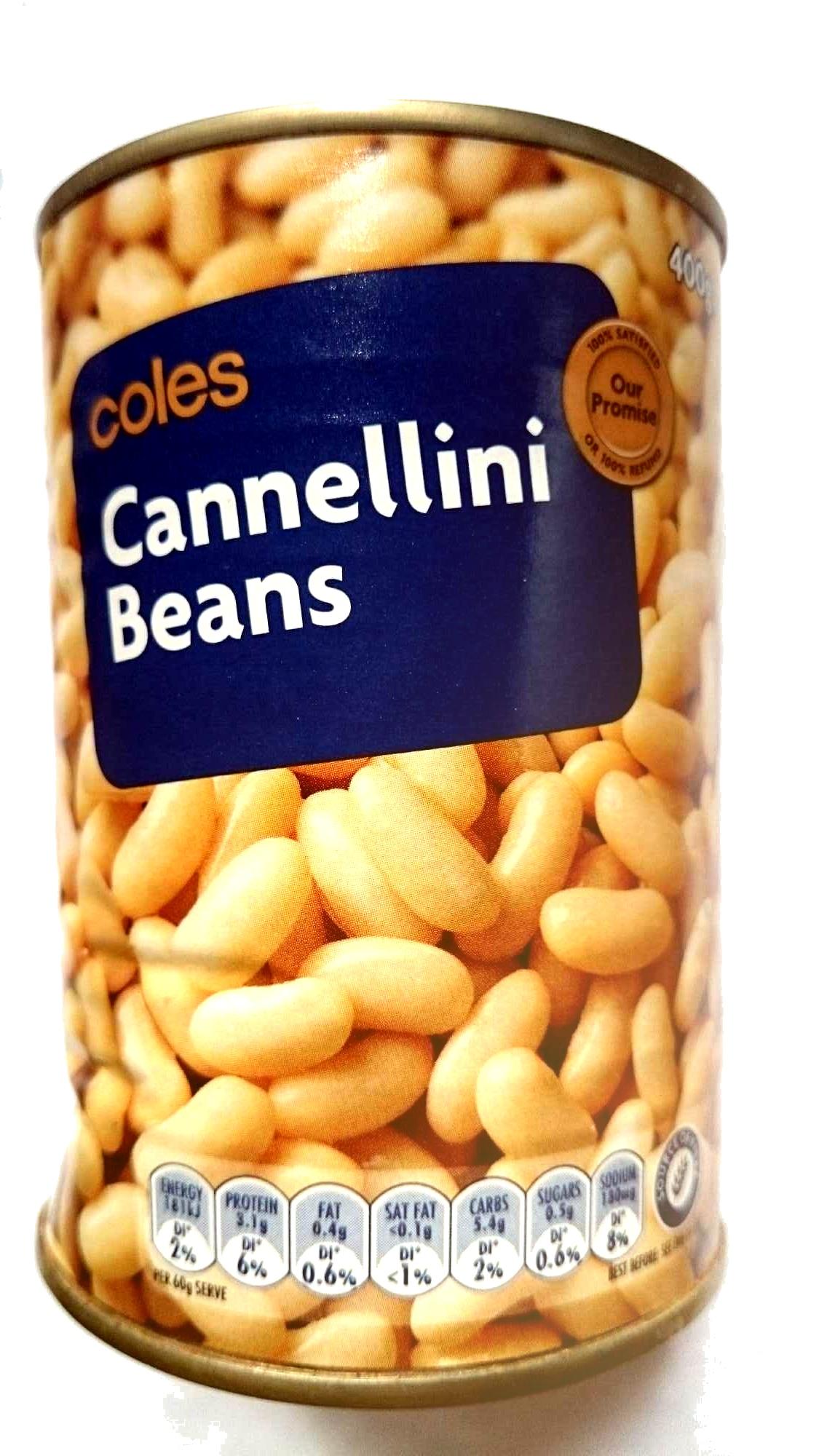 Cannelli Beans - Product - en