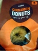 Cinnamon Donuts - Product