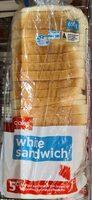 white sandwich - Produit - en