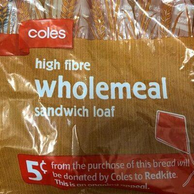 Wholemeal bread - Product - en