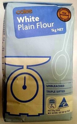 White Plain Flour - Product