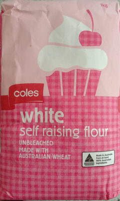 White self raising flour - Product - en