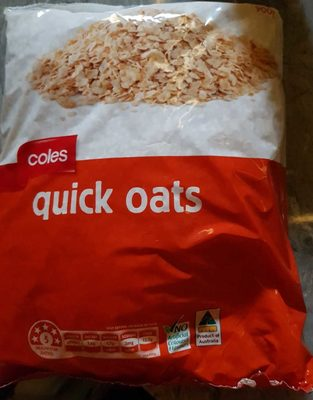 Quick Oats - Product
