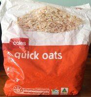 Quick Oats - Produit - en
