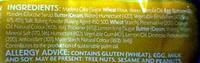 Lemon Madeira Cake - Ingredients